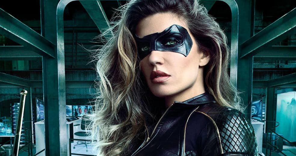 Juliana Harkavy Wants The Black Canary Band On Arrow