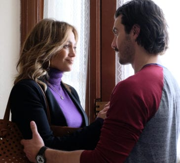 Jennifer Lopez and Milo Ventimiglia star in SECOND ACT.