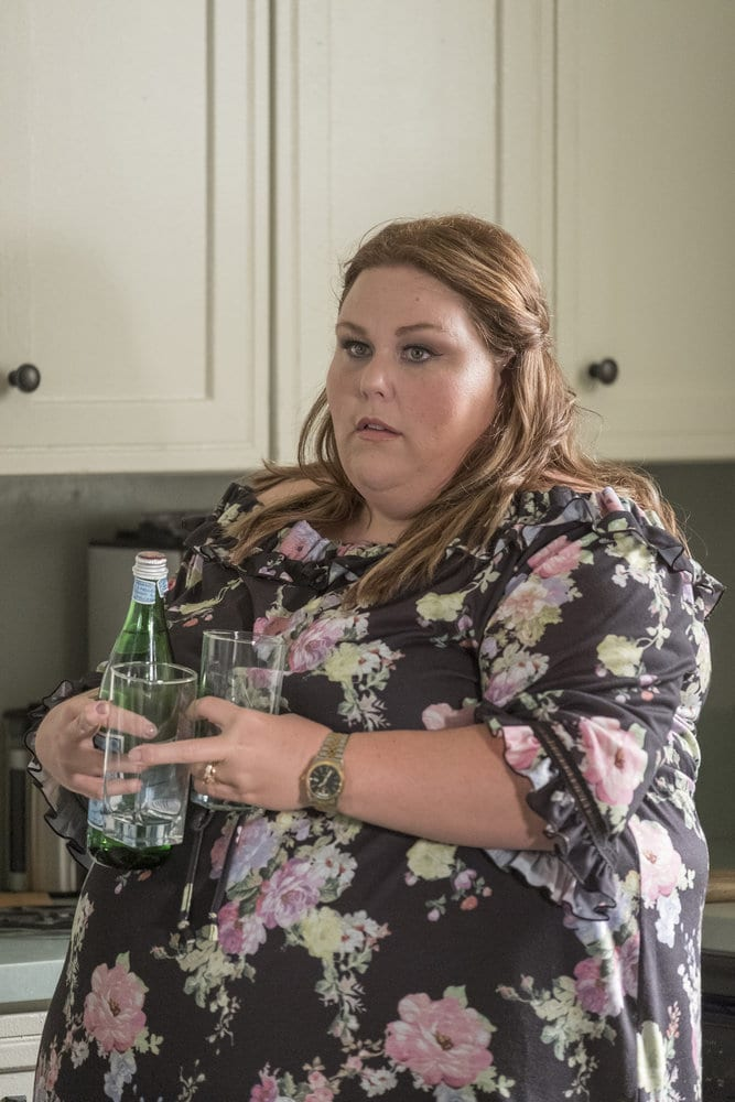 """THIS IS US -- """"Ave Maria"""" Episode 301 -- Pictured: Chrissy Metz as Kate -- (Photo by: Ron Batzdorff/NBC)"""