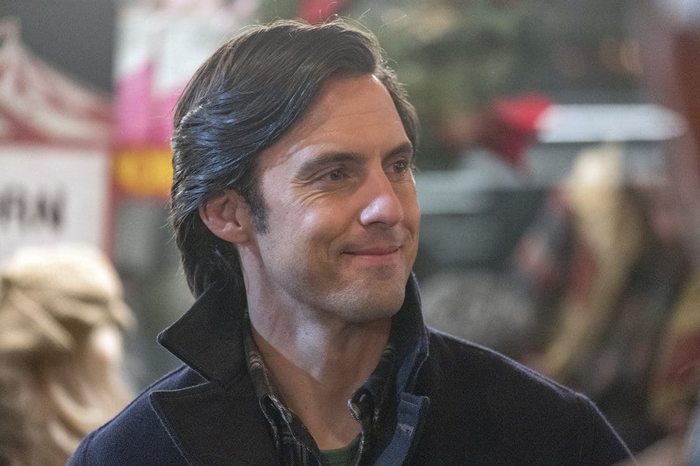 """THIS IS US -- """"Ave Maria"""" Episode 301 -- Pictured: Milo Ventimiglia as Jack -- (Photo by: Ron Batzdorff/NBC)"""