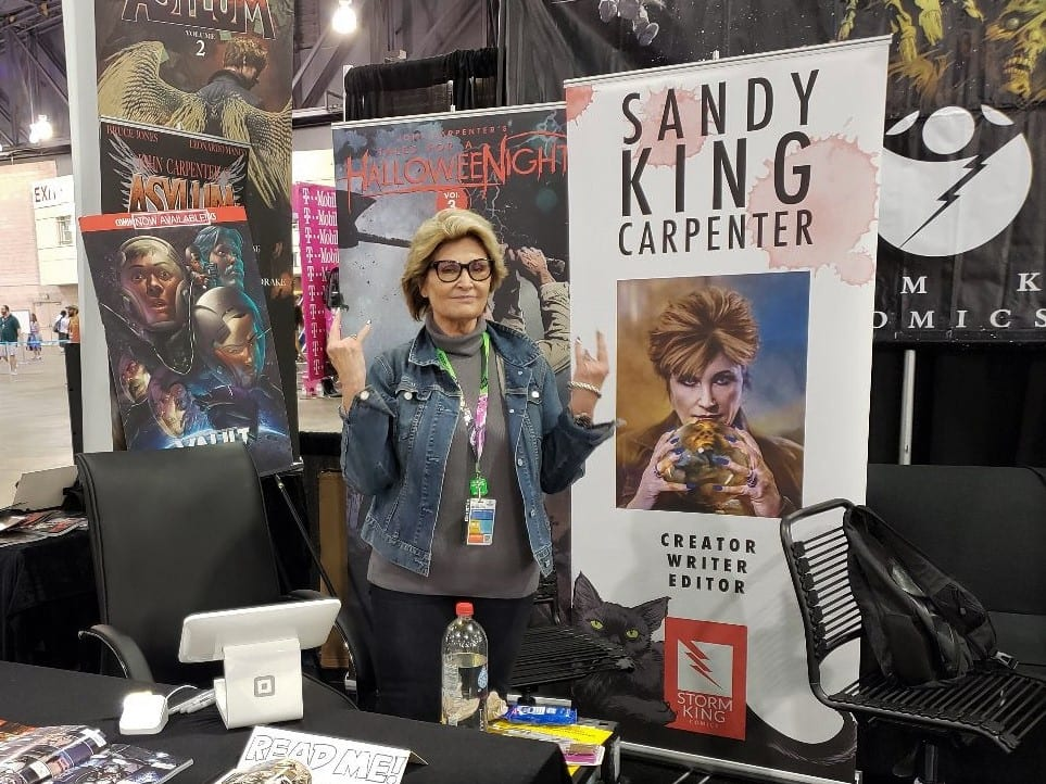 Sandy King-Carpenter