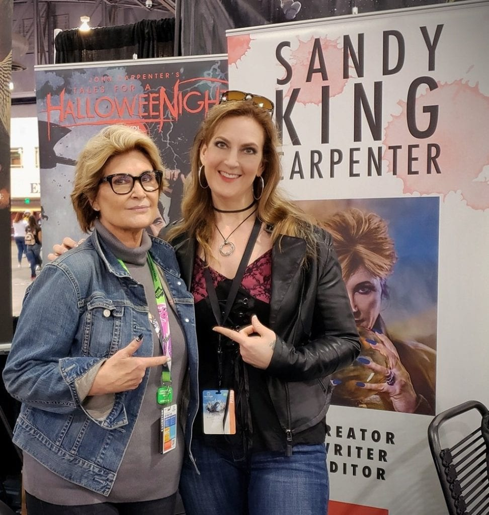 Sandy King-Carpenter, Linda Marie