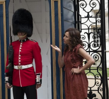 """SPEECHLESS - """"L-O-N-- LONDON"""" (Part 1) The ABC Television Network. (ABC/Angus Young) MINNIE DRIVER"""