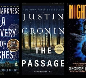 A Discovery of Witchs, The Passage, Nightflyers