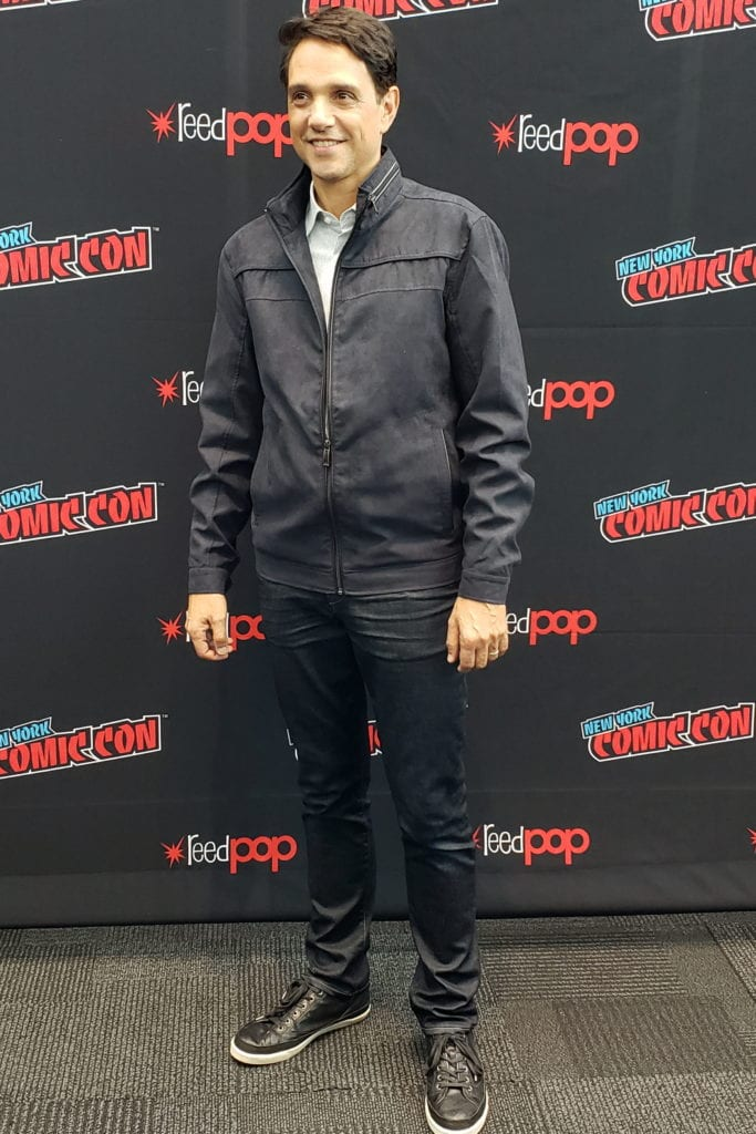 Cobra Kai, Ralph Macchio, New York Comic Con