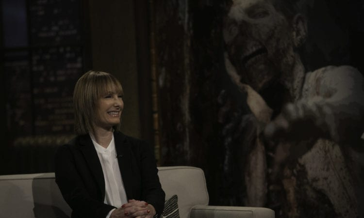 Executive Producer Gale Anne Hurd - Talking Dead _ Season 6, Episode 7 - Photo Credit: Jordin Althaus/AMC