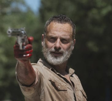 Andrew Lincoln as Rick Grimes - The Walking Dead _ Season 9, Episode 5 -