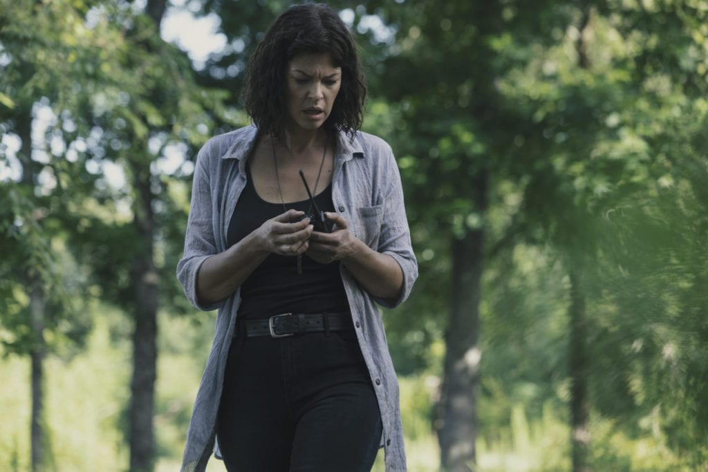 Pollyanna McIntosh as Jadis/Anne - The Walking Dead _ Season 9, Episode 5 -