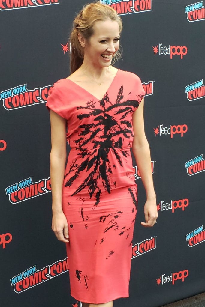 The Gifted, Amy Acker, New York Comic Con