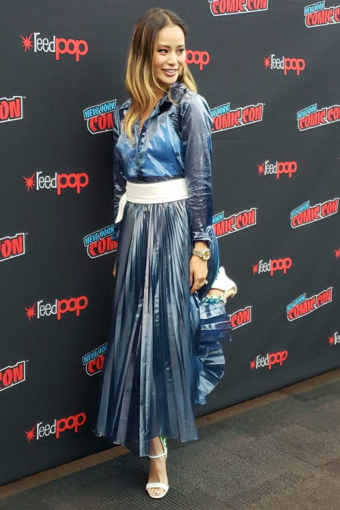 The Gifted, Jamie Chung, New York Comic Con