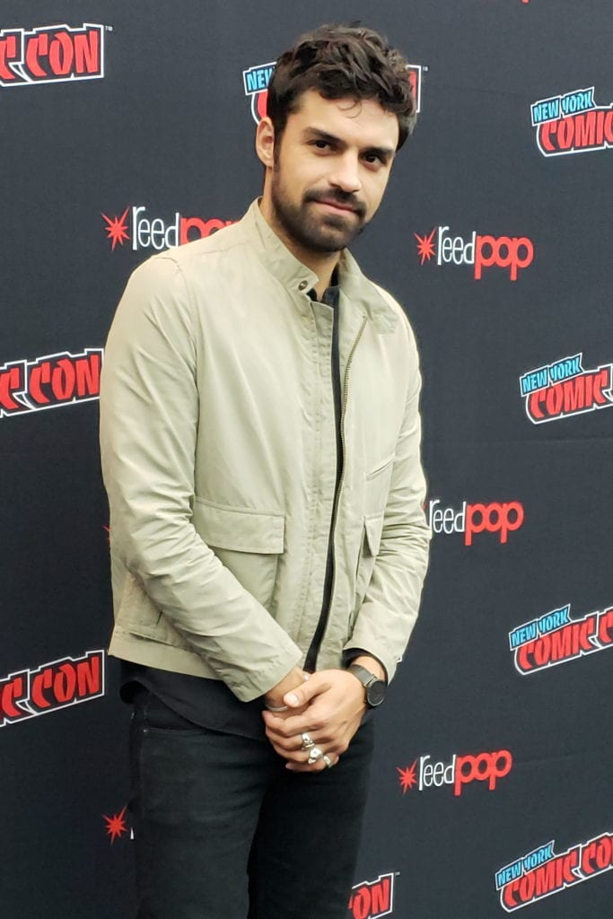 The Gifted, Sean Teale, New York Comic Con