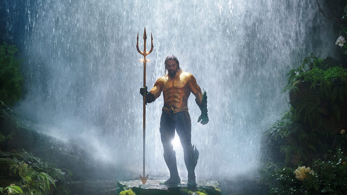The Extended Aquaman Footage Made Us Grow Fins Fan