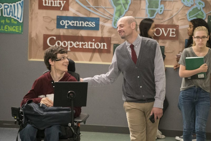 SPEECHLESS - The ABC Television Network. (ABC/Kelsey McNeal) MICAH FOWLER, JONATHAN SLAVIN