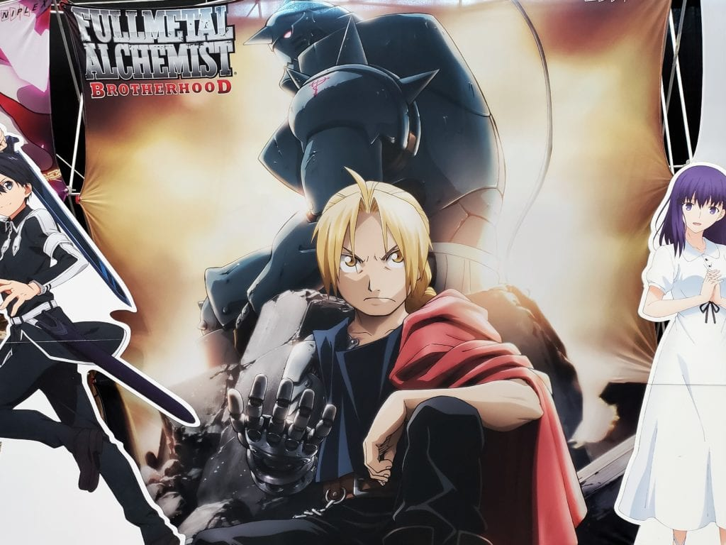 Anime NYC 2018, Full Metal Alchemist