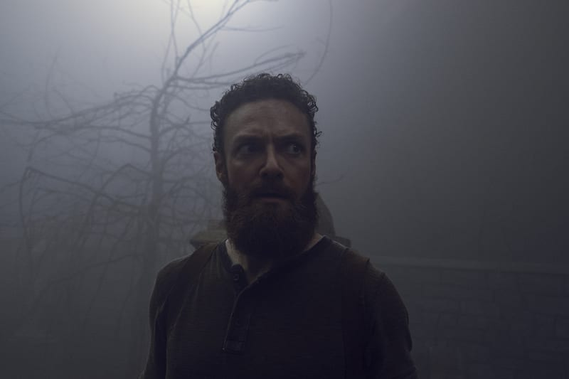 Ross Marquand as Aaron- The Walking Dead _ Season 9, Episode 8 -
