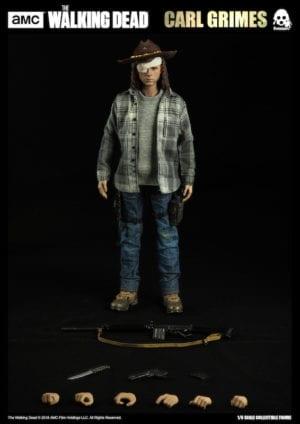 Yuletide Guide - The Walking Dead - TWD_Carl_3449