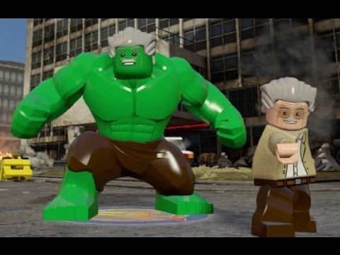 Photo Credit: Lego Marvel Avengers