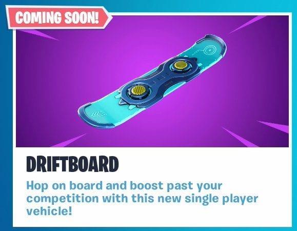 New Drift Board Coming To Fortnite Fan Fest For Fans By Fans