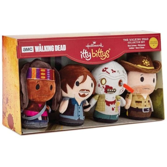 Yuletide Guide - The Walking Dead - itty-bittys-The-Walking-Dead-Plush-Collectors-Set-of-4-root-1KDD1306_KDD1306_1470_3.jpg_Source_Image