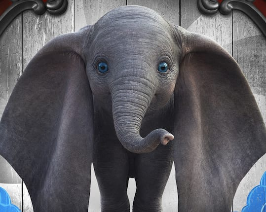 Get A New Look At Disney S Live Action Dumbo With These Stunning