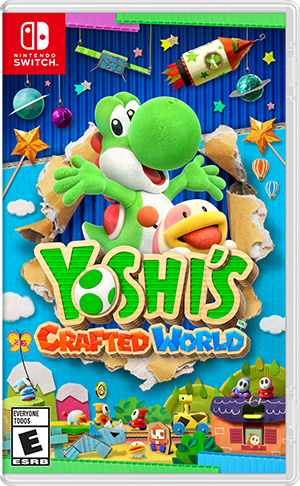 Yoshi S Crafted World Release Date For Nintendo Switch