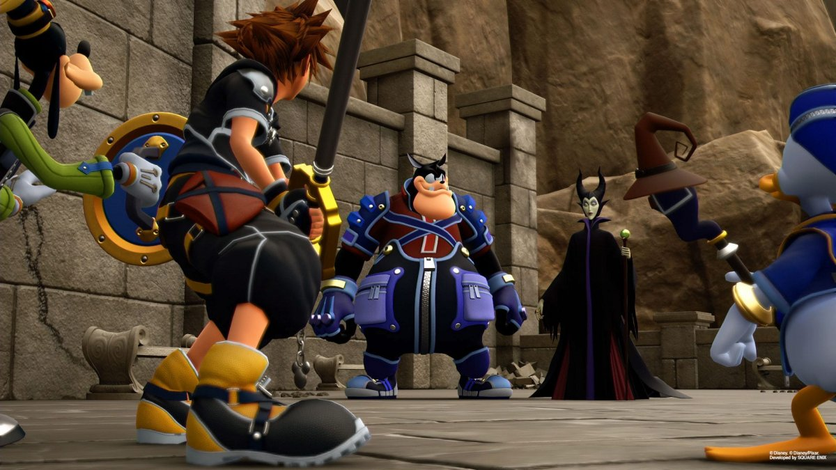 What Critics Are Saying About Kingdom Hearts 3 Fan Fest For