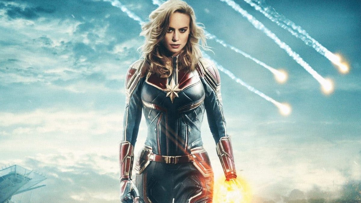 Breaking Down The New Captain Marvel Spot And Posters Fan Fest