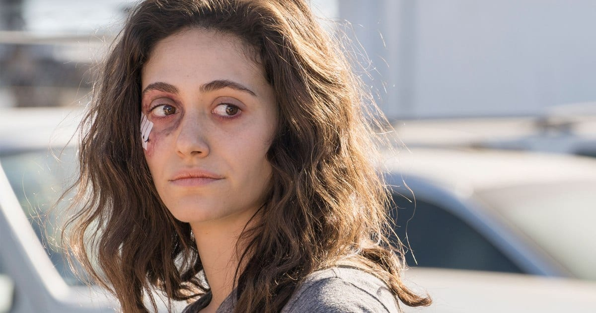 Emmy Rossum as Fiona Gallagher in SHAMELESS (Season 9, Episode 07,
