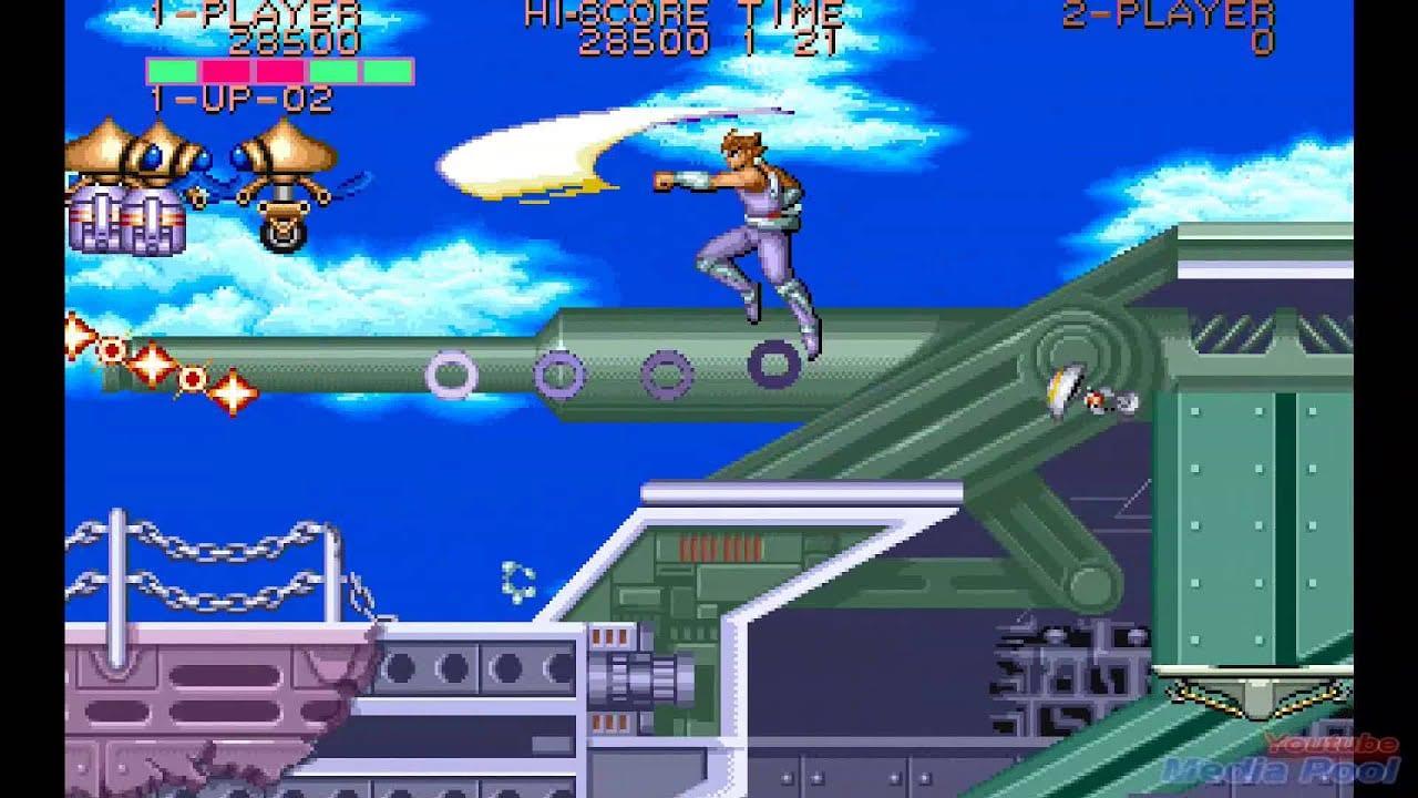 Strider Arcade