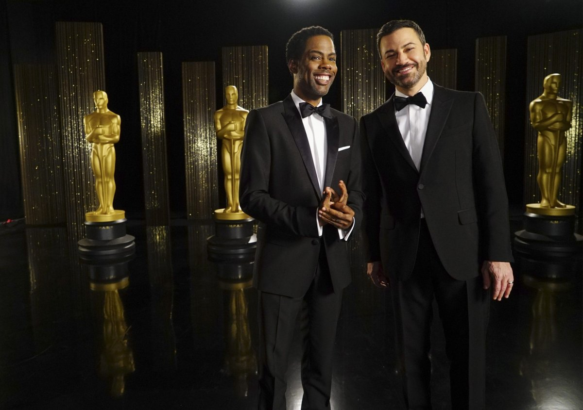 """JIMMY KIMMEL LIVE: AFTER THE OSCARS - The 11th annual """"Jimmy Kimmel Live: After The Oscars"""" special will air live on Oscar Sunday, February 28, after the late local news ET/CT and at 10pm PT on ABC."""