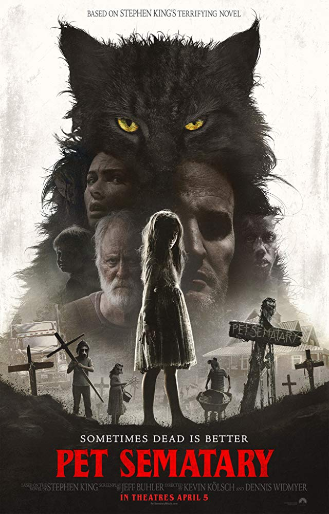 New Trailer For Pet Sematary Released Fan Fest For