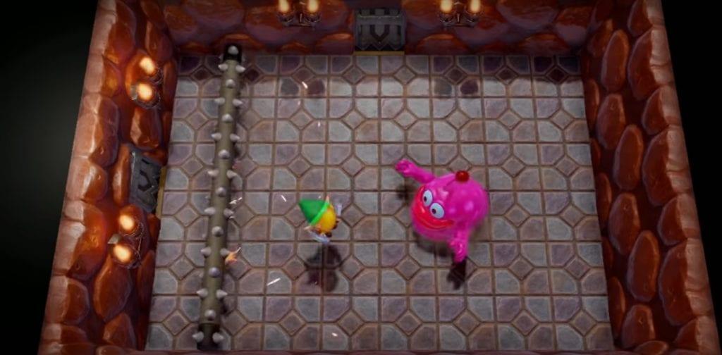 Screen Shot From Announcement Trailer