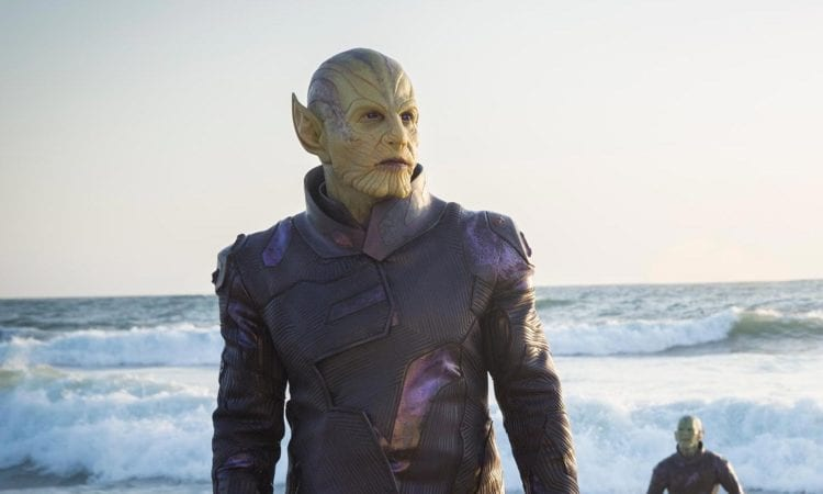 Marvel Ous Monday Getting To Know The Villainous Skrulls And Talos