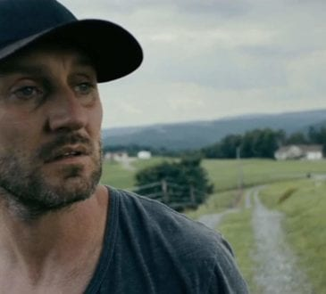Josh Stewart in Back Fork movie from Uncork'd Entertainment