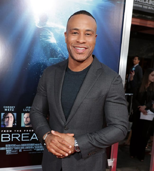 Producer Devon Franklin Discusses The Powerful New Film Breakthrough Interview Fanfest