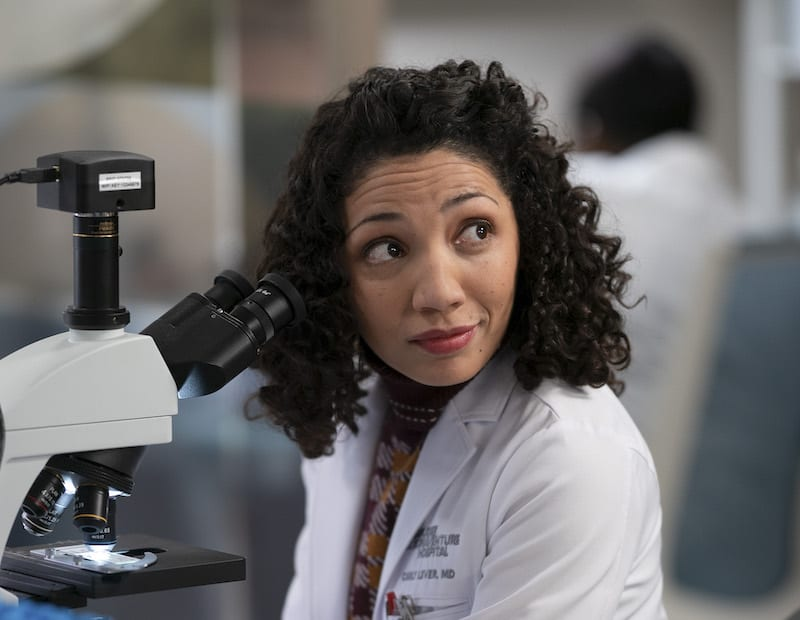 The Good Doctor - JASIKA NICOLE