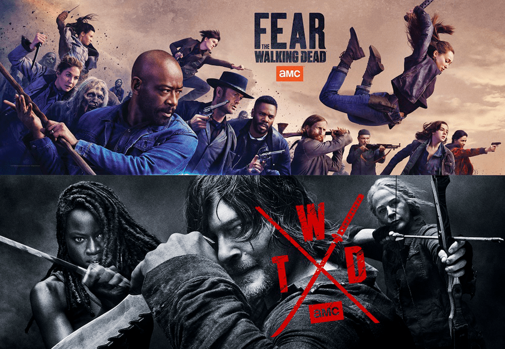 FTWD - TWD Key Art 2019