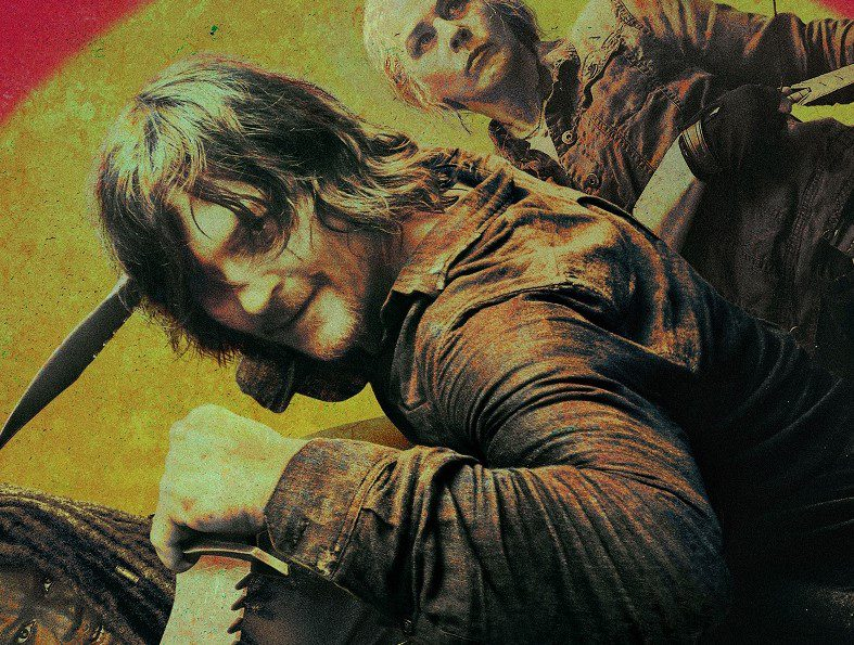 The Walking Dead - Key Art