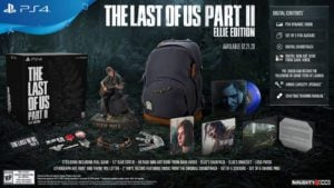 The Last Of Us Part II Ellie Edition