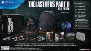 The Last Of Us Part II Ellie Edition