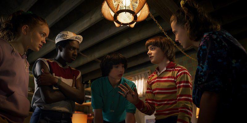 Stranger Things Season 3 - Netflix
