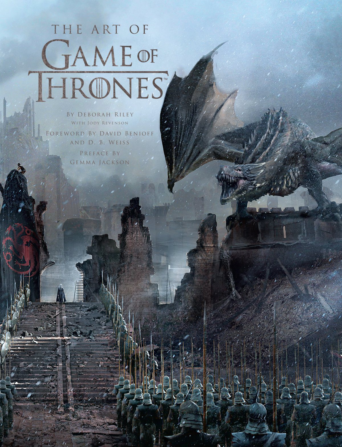 Art of Game of Thrones