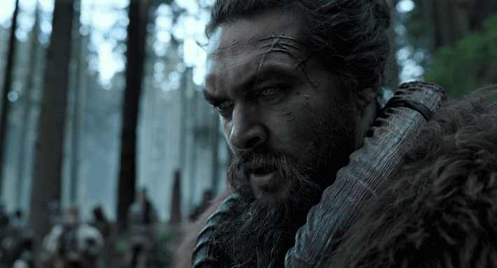 Apple TV Plus - Jason Momoa - See - Screenshot