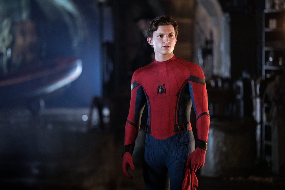 Tom Holland - Spider-Man - Sony
