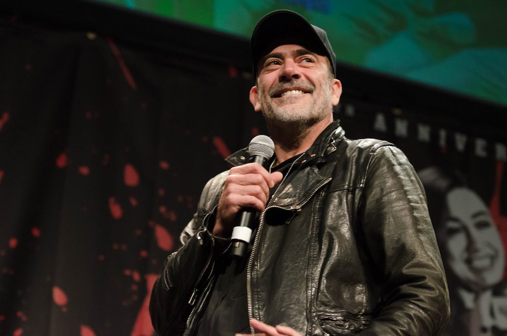 Jeffrey Dean Morgan - Walker Stalker Con