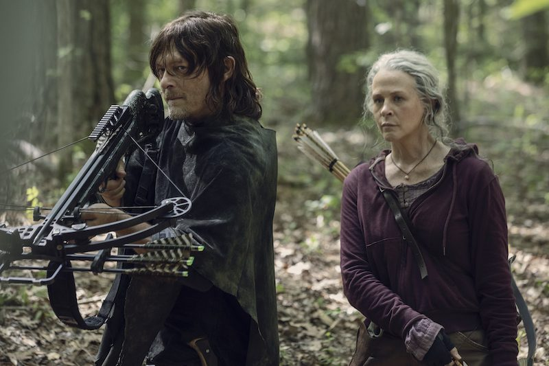 Amc Reveals 50 Brand New Images From The Walking Dead