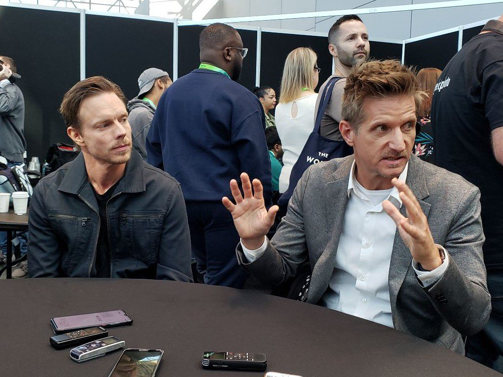 Paul Sparks, Matthew Alan