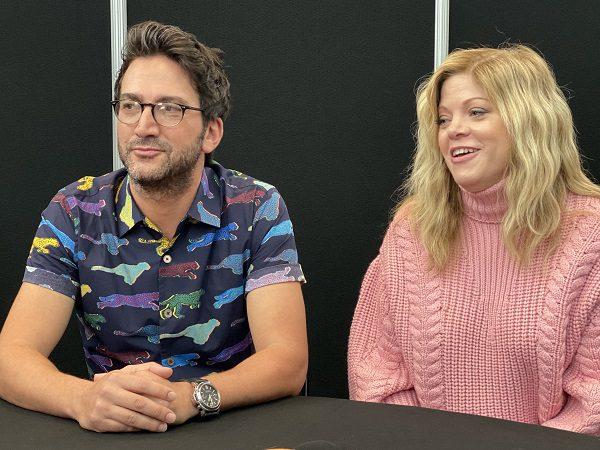 The CW - Nancy Drew - Josh Schwartz and Stephanie Savage