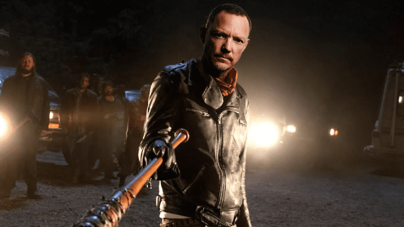 Matthew Lillard as Negan