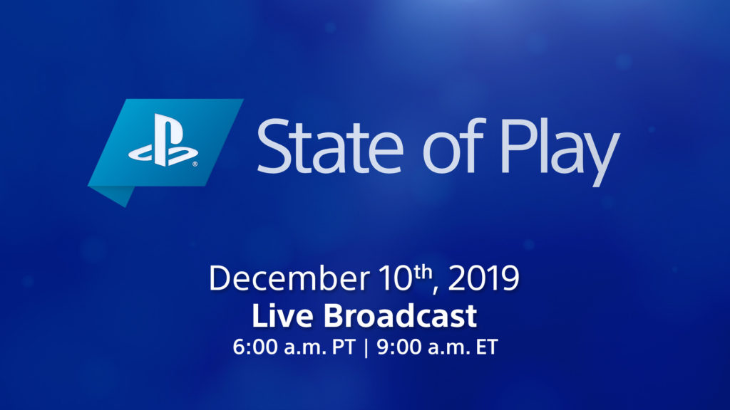 State of play news
